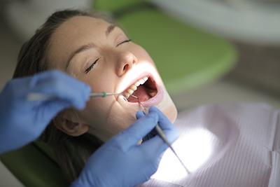 Meer mensen naar de mondhygiënist