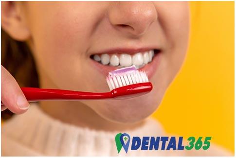 pulpa of tandpulpa - levend weefsel in een tand of kies kan ontstoken raken